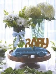 tricks in vintage baby shower liviroom decors