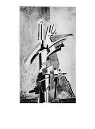 lawrence atkinson sculpture and vorticist multimediality