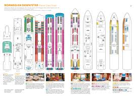 norwegian dawn floor plan norwegian star cruisetour