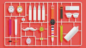 red swatch swatch introduces design your own watches for summer