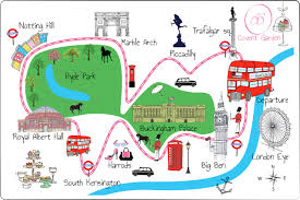 San Francisco Big Bus Tour Map by 25 Best Map Of Central London Ideas On Pinterest Central London