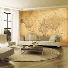 vintage map wallpaper mural wallpaper murals vintage maps and vintage map wallpaper mural