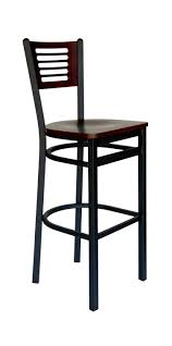 Restaurant Armchairs Metal Frame Chairs