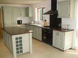 Refinishing Laminate Kitchen Cabinets Before And After Painted Kitchen Cabinets With Further Details