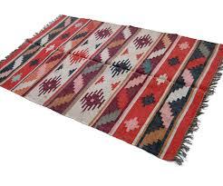 Chevron Jute Rug Rugs Carpet Crafts