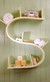 Wall Shelf Bathroom The Very Useful Shelves For Bathroom