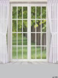 wedding backdrop green buy discount white window curtain backdrop green scenery outdoor