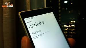 Here Maps Android ม Update แผนท ประเทศไทยใน Here Maps ออฟไลน ท งระบบ Android