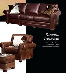western leather sofa western leather recliner sofa cowboy leather recliners western