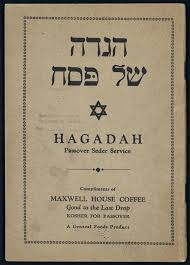 haggadah maxwell house organizers and agitators tablet magazine news and