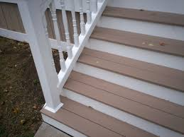 vinyl stair railing kits w white vinyl gate railing kit straight