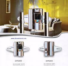 double glass door lock biometric double glass door magnetic lock with high security buy