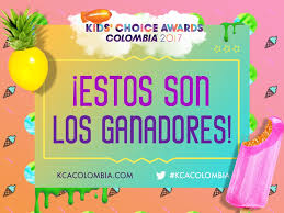 nickalive nickelodeon announces kids u0027 choice awards colombia