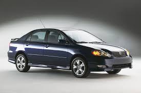 2005 toyota corolla review 2003 08 toyota corolla consumer guide auto