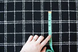 check vs plaid how to match plaids stripes and large patterns seamwork magazine