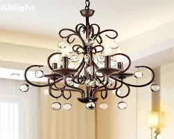 retro chandeliers elegant luxury vintage crystal chandelier lighting fixtures retro