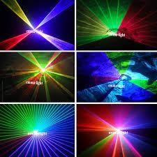 1 2w multicolor mini led stage lights laser projector disco dj
