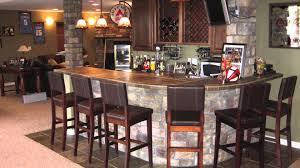 Bar In Dining Room Bar In Basement Sample Design Ideas Youtube