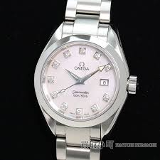 stainless steel bracelet omega watches images Kaitorikomachi rakuten global market watch 2577 75 seamaster jpg