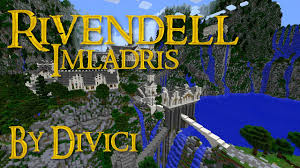 Lord Of The Rings Map Minecraft Lord Of The Rings Map Rivendell By Divici Youtube