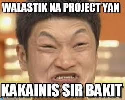 Wew Meme - wew walastik na project yan on memegen