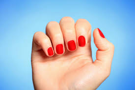 what do ridges in fingernails mean awesome nail