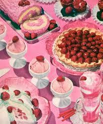 1950 u0027s retro bite size cakes desserts from good housekeeping u0027s