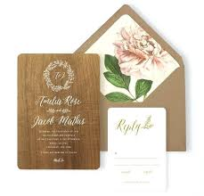 wooden wedding invitations wooden wedding invitations mounttaishan info