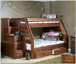 Wood Bunk Bed Plans by Bunk Beds Solid Wood Bunk Beds Full Over Full Full Over Full