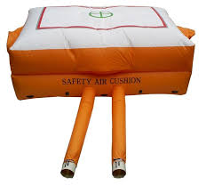 safety air cushion rescube korea manufacturer fire fighting