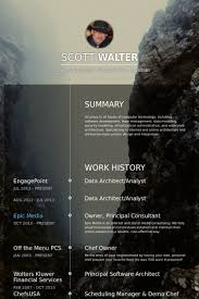 Technical Architect Sample Resume by Real Cv Examples U0026 Resume Samples Visual Cv Free Samples Database