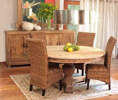 rattan dining chairs method los angeles traditional dining room