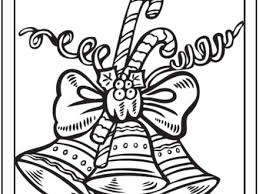 10 christmas bell coloring coloring pages christmas bells