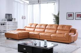 Modern Contemporary Leather Sofas 2015 Modern Design Leather Sofa 669 In Living Room Sofas