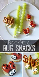 best 25 bug snacks ideas on pinterest children food fruit