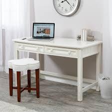 Parker Student Desk White by Belham Living Casey Writing Desk White Hayneedle