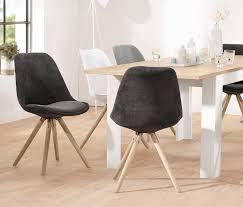Esszimmerstuhl Grau Holz Stuhl Dunkelgrau Online Bestellen Bei Tchibo 322749