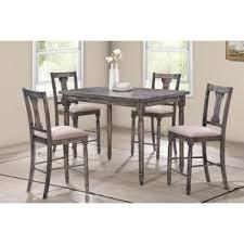 Kitchen Bar Table Sets by Square Pub Tables U0026 Bistro Sets You U0027ll Love Wayfair