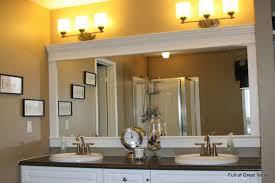 bathroom mirror replacement bathroom mirror replacement 2 how to upgrade your builder grade