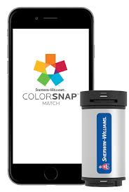 paint color match system sherwin williams colorsnap match
