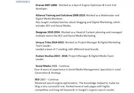 keywords in resume how to write a killer resume that gets you hired