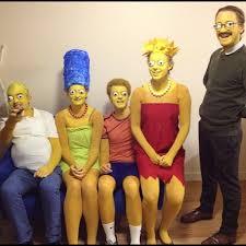 Halloween Costumes Simpsons Funny Stuff