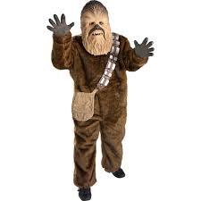bear halloween mask amazon com disney star wars chewbacca super deluxe child costume