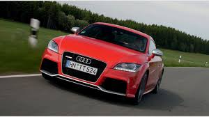 audi tt rs coupe 2009 review by car magazine