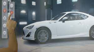 toyota showroom rotor brings toyota showroom 360 to life with unreal engine