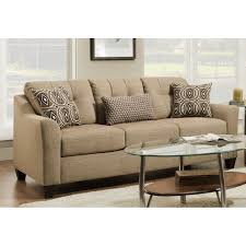 furniture grey leather simmons sleeper sofa for cool home