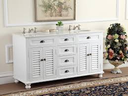 adelina 60 inch antique white double sink bathroom vanity marble
