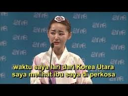pengakuan wanita korea utara yang mengejutkan banyak pihak vidio com