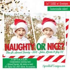 christmas awesome custom christmas cards image ideas best