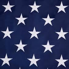 29 Star Flag Amazon Com G128 U S Nylon Us Flag 4x6 Ft Embroidered Stars